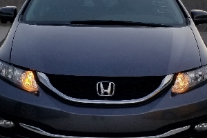 HONDA CIVIC U.S EDITION